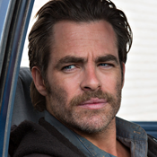 Chris Pine Deserves an Award for Special Achievement in Mustachery