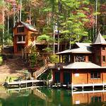 Camp Wig Wam on Lake Rabun