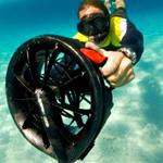 Your Underwater Vespa Is a Fan