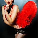Admiral Theatre Does a Burlesque Show