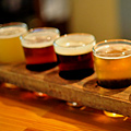 Six-Dollar Beer Flights at Restaurant 3