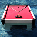 Introducing the Waterproof Pool Table