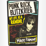 Marky Ramone Penned a Tell-All