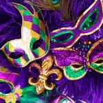 A Brass Band. A DJ. Early Mardi Gras.
