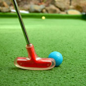 Mini-Golf + Happy Hour = Mini-Golf Happy Hour