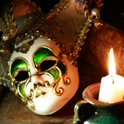 Grab a Mask and Make for Carnevale di Venezia