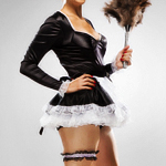 Bastille Day... with French Maids