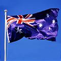 Australia Day at the Trump