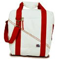 A Cooler Made Out of Sailcloth