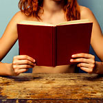 Naked Girls Reading Books. Yep.
