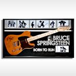 Guitars Signed by Rock Legends