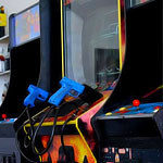 Vintage Arcading in South Beach