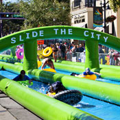 That 1,000-Foot Waterslide Is Coming to Town