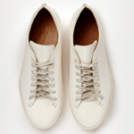 The White Canvas Sneaker Audible