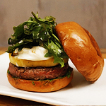 Meet Umami's New Caprese Burger