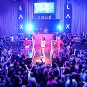 Throwback Thursdays at LAX Nightclub