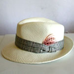 Here's Your Handmade Derby Hat