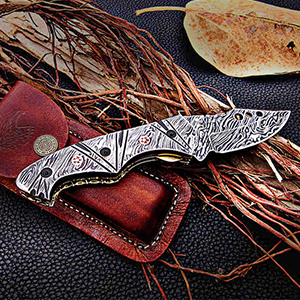 Your Knife and Your Wedding Ring: Damascus Steel