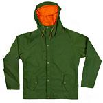 This Camo-Lined Rain Jacket