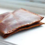 Vintage Clothes and Leather Wallets