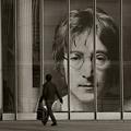 John Lennon Hall of Fame Exhibit
