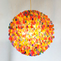 Just a Chandelier Made of Gummy Bears