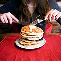 All-You-Can-Eat Pancakes in Deep Ellum