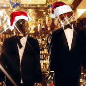 Have Yourself a Merry Daft Punk Christmas