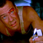 Die Hard on the Big Screen
