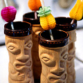 Tiki Madness in Fort Point Channel