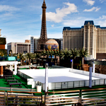 The Cosmopolitan Ice Rink
