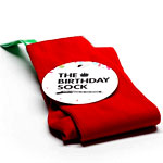 The Birthday Sock