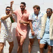 There Are Only Six Times It's Okay to Wear a RompHim. Exactly Six.