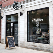 Foxtrot's Friday Night Party Starts on Thursday