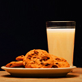 Cookies and Milk at PS 7's
