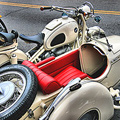 Vintage Motorcycles at Quail Lodge