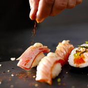 Omakase from a Michelin-Starred Chef. In the Mission. Right Now.