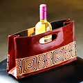 A Purse Designed for Wine