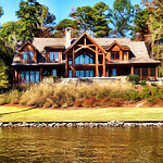 Lakefront Lodge on Lake Oconee