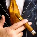 Cigars & Bad Ties at Crimson Lounge