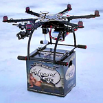 The Beer Drones Have Arrived