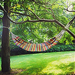 A New Way to Hammock. Who Knew.