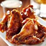 40% Off Beer and Wings for Two