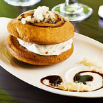 Pumpkin Whoopie Pies at Tap Trailhouse