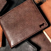 Couple of Good Sales from Cadet and Will Leather Goods, Is All