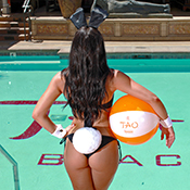 A Playboy Pool Party, You Say?