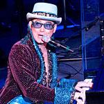 Fake Elton John and a Giant Orchestra