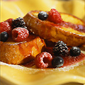 Foie Gras Brioche French Toast