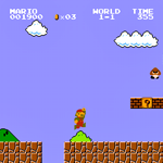Turning Any Site into Super Mario Bros.