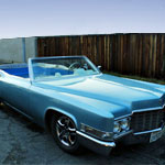 Make Way for the '69 Cadillac Hot Tub
